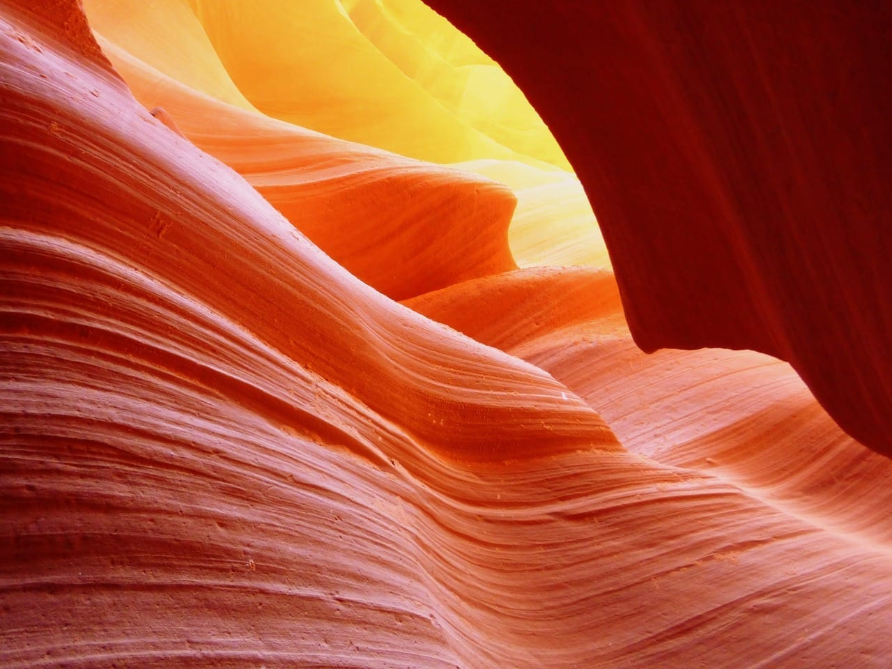 Canyon Antelope, États-Unis