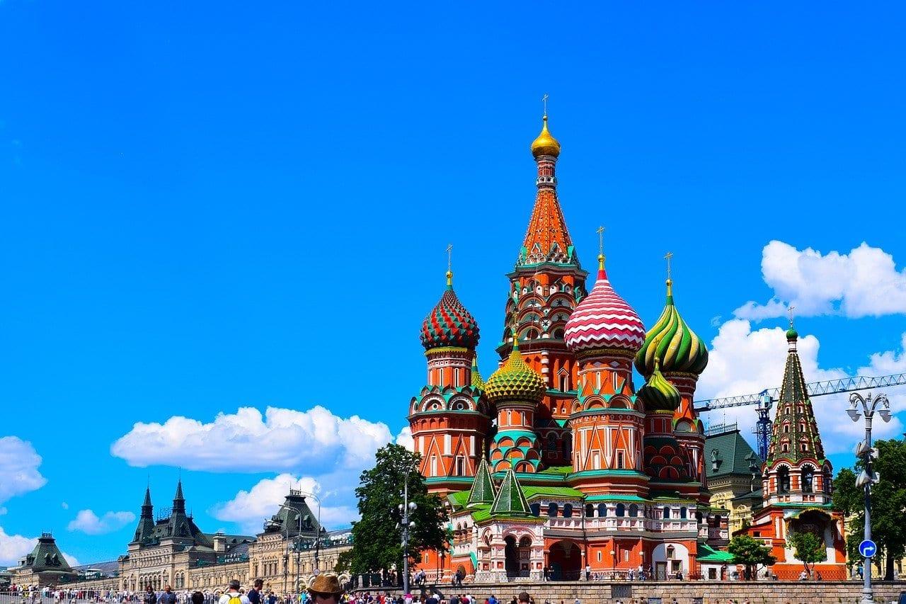 Cathédrale Basile-le-Bienheureux, Russie