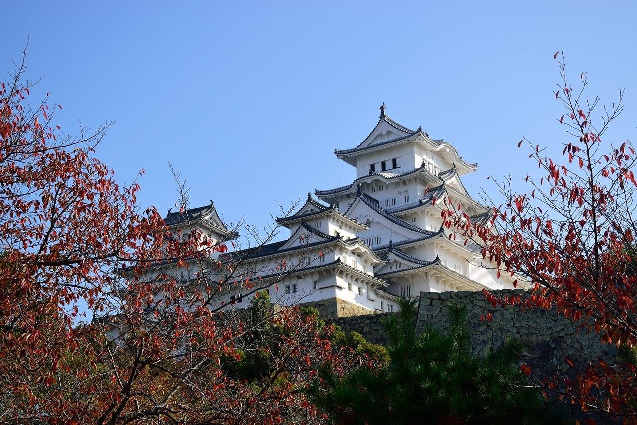 Château de Hinmeji, Japon
