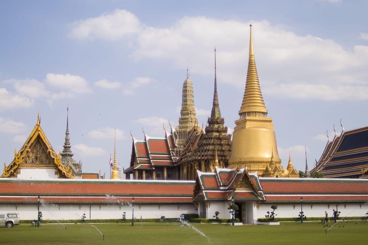 Grand palais royal, Thaïlande