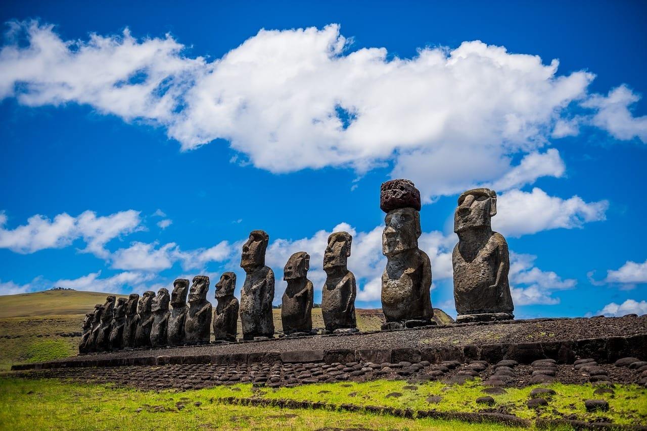 Île de Pâques, Chili
