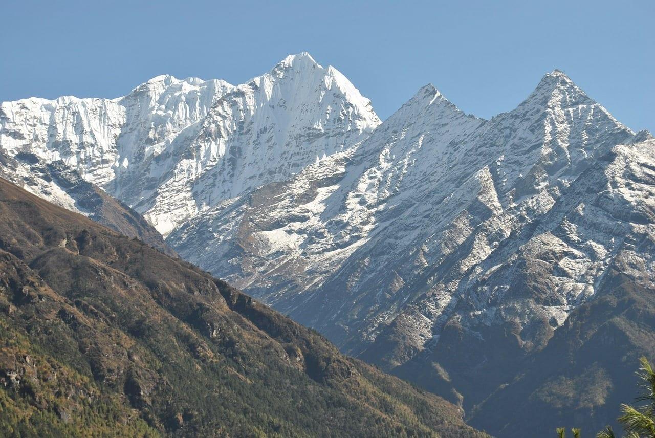 Mont Everest, Népal