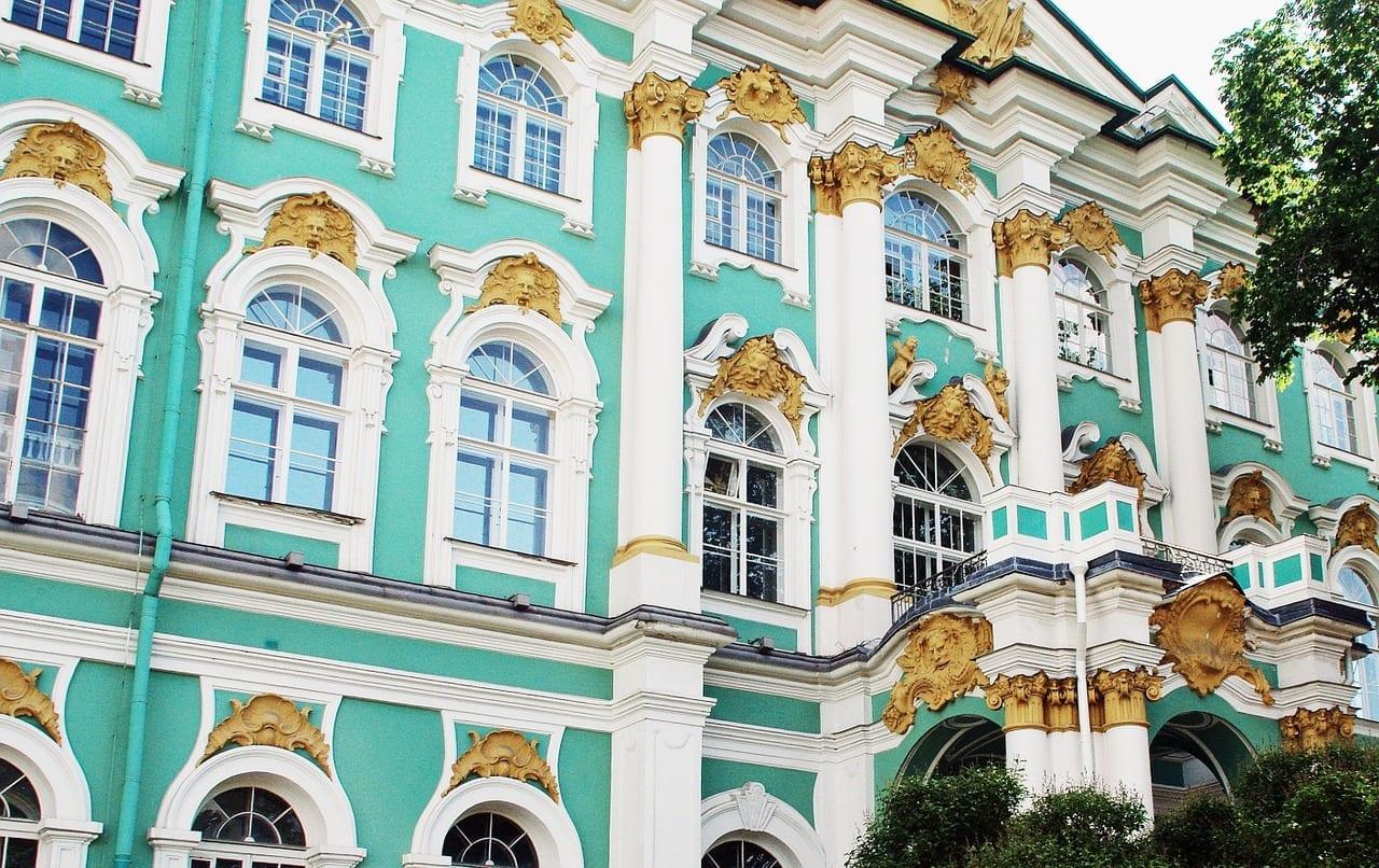 Musée de l'Ermitage, Russie
