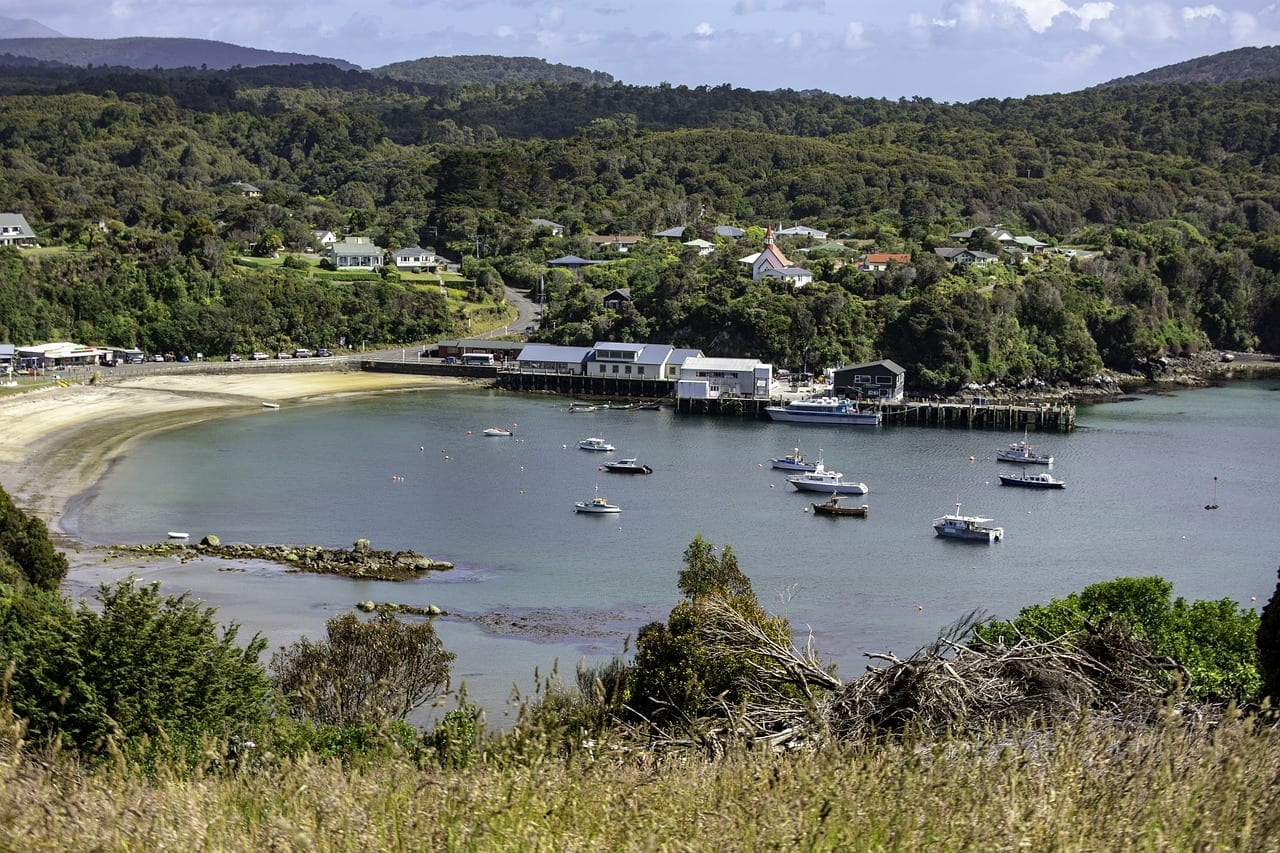Stewart Island, Nouvelle-Zélande