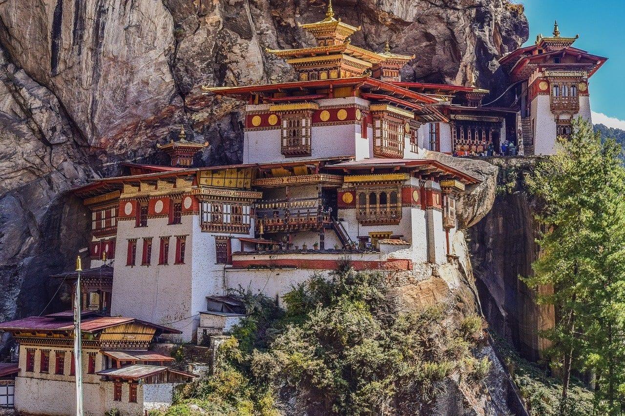Taktshang Goemba, Bhoutan