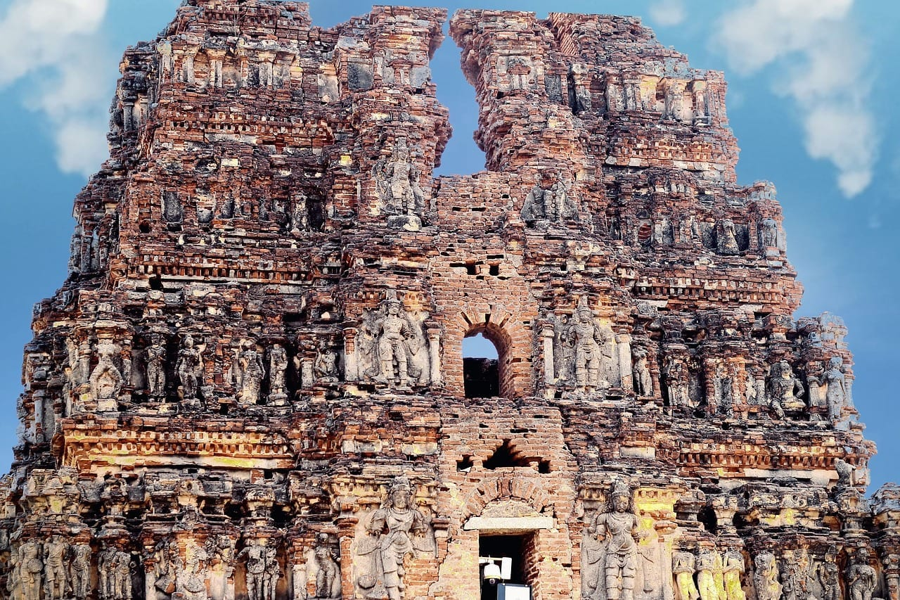Temples de Hampi, Inde