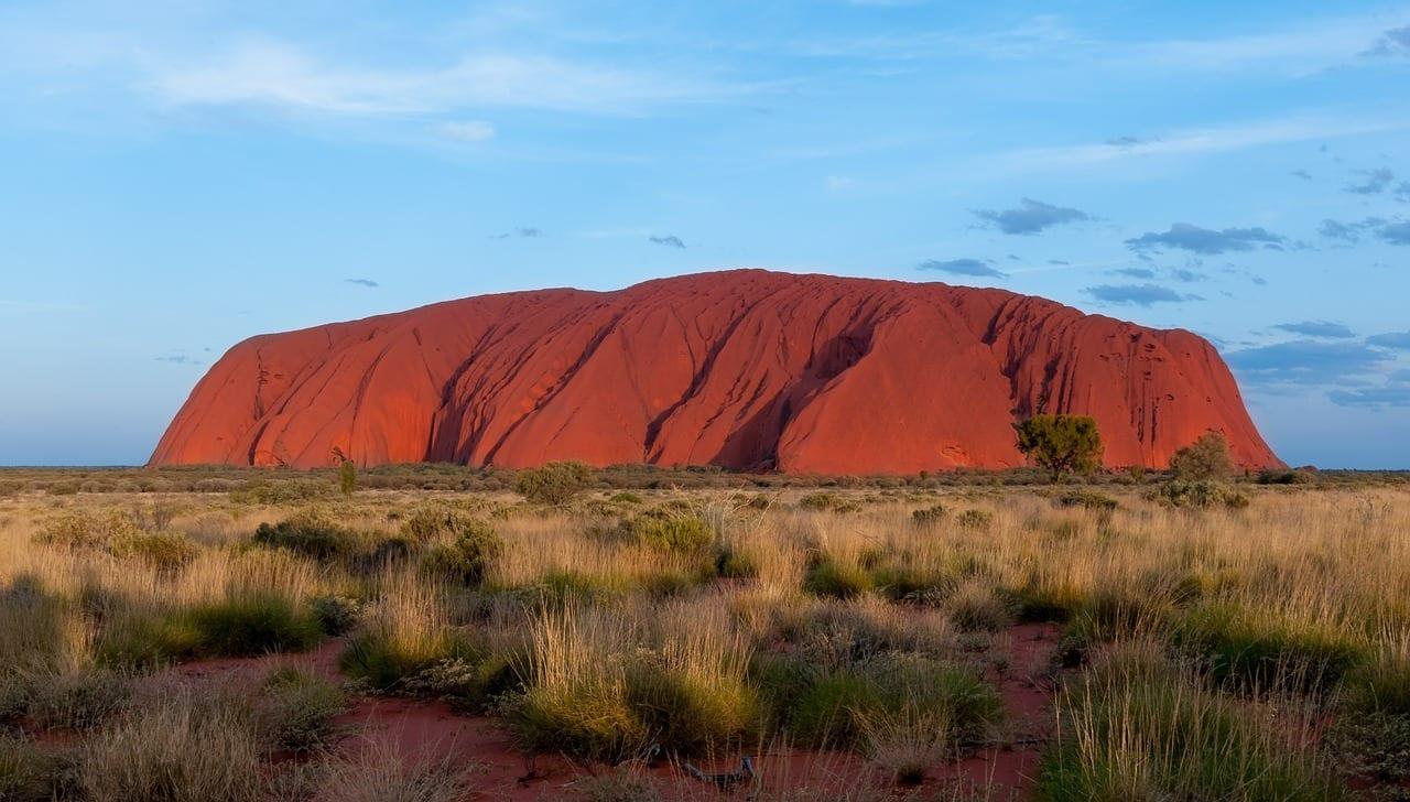Uluru, Australie