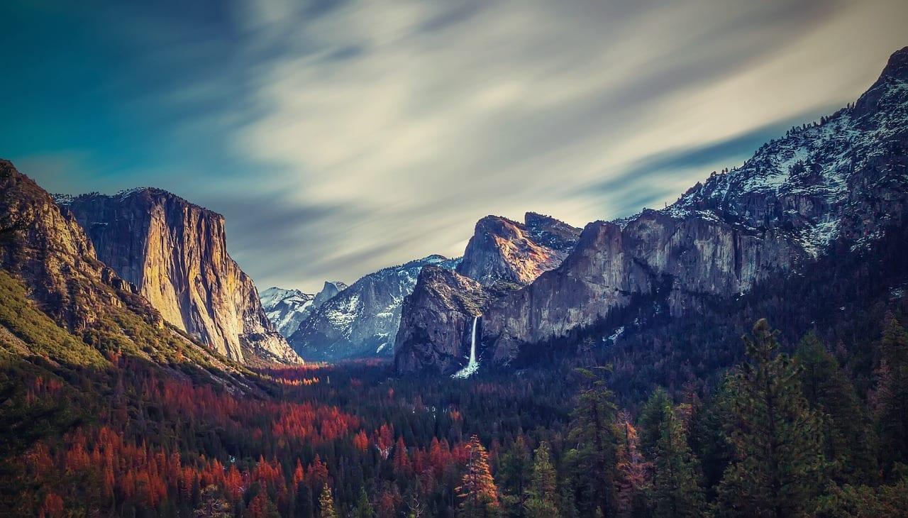 Vallée de Yosemite, États-Unis