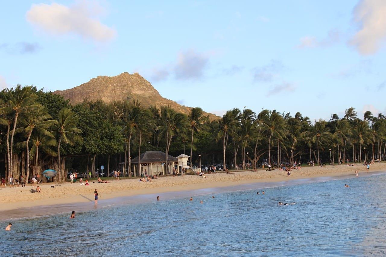 Volcans d'Hawaï, États-Unis